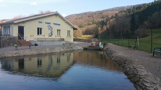 Image Eau Doubs Poissons