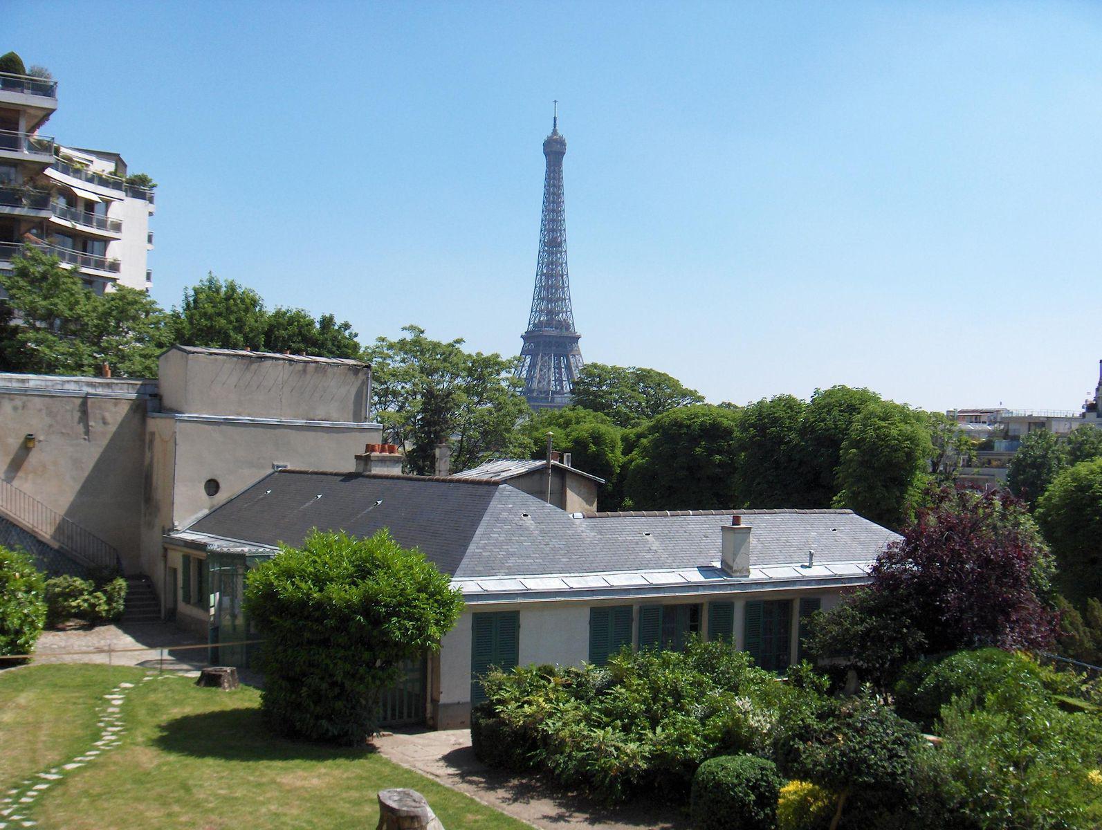 Image Maison de Balzac