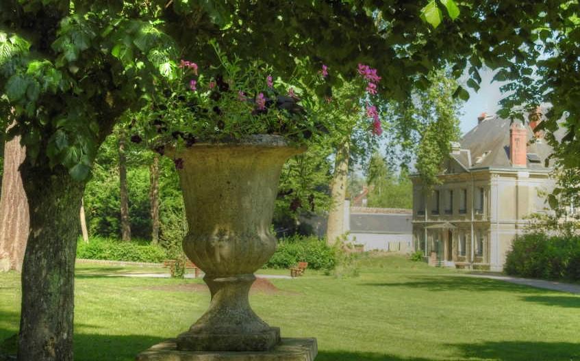 Image Parc Lejars-Rouillon de Dourdan