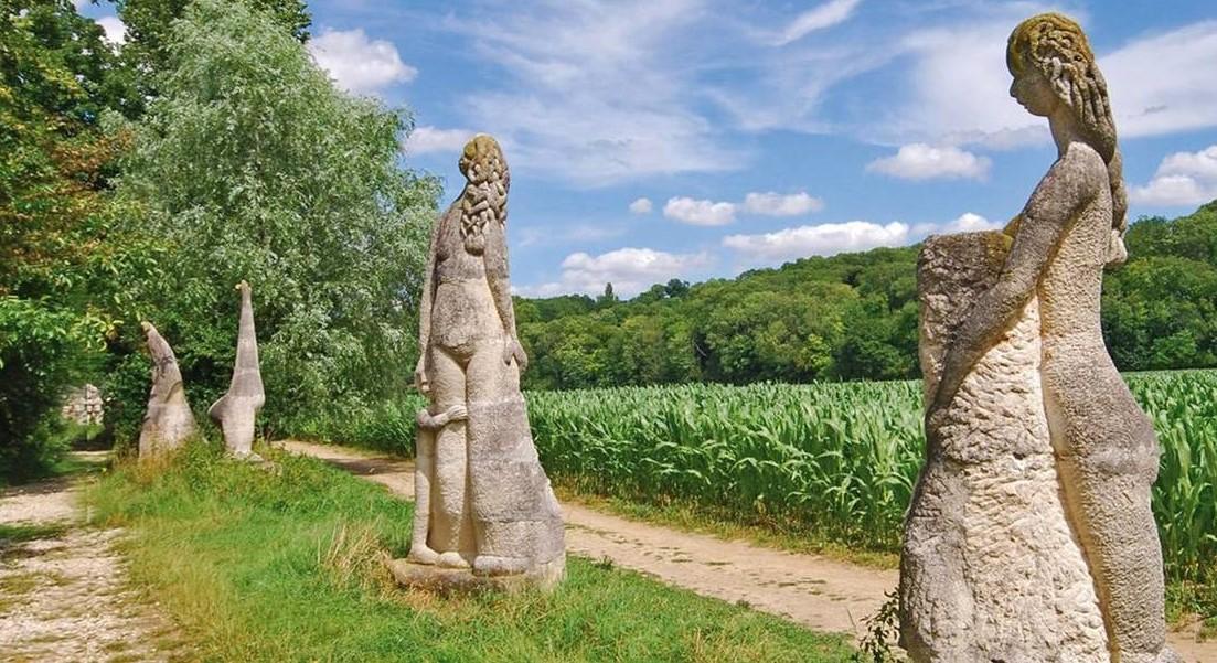 Image Sculptures de la Dhuys