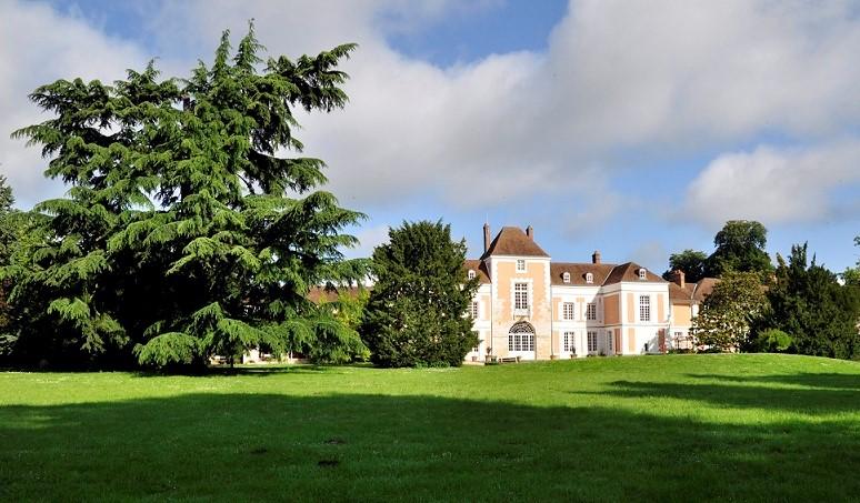 Image Parc de l'hôtel de Ville de Lardy
