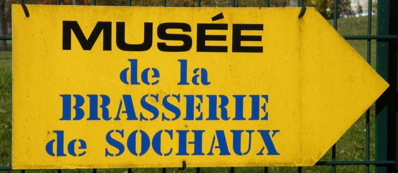 Image Musée de la Brasserie - Sochaux