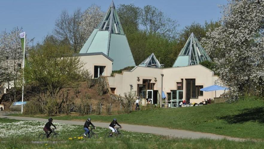 Image Maison départementale de l'Environnement