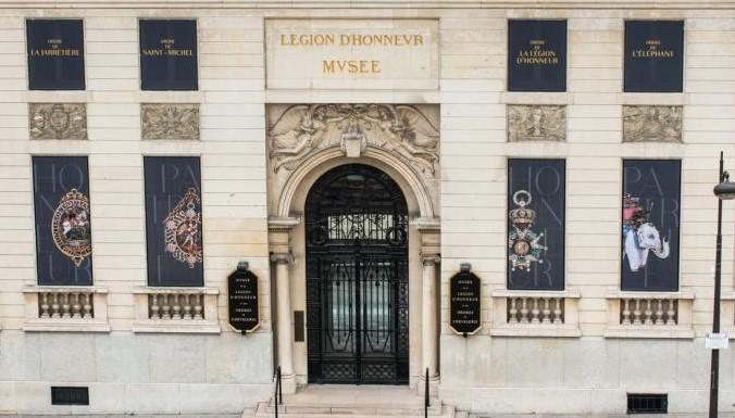 Image Musée national de la Légion d'Honneur et des Ordres de Chevalerie