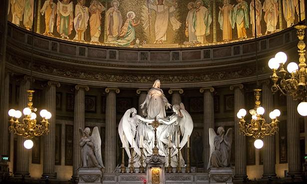 Image Eglise de la Madeleine