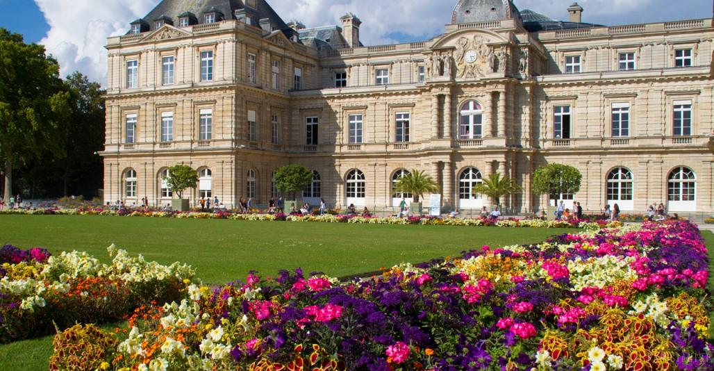 Image Jardin du Luxembourg
