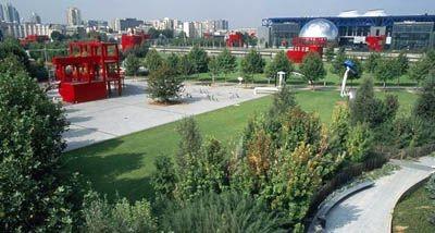 Image Parc de la Villette