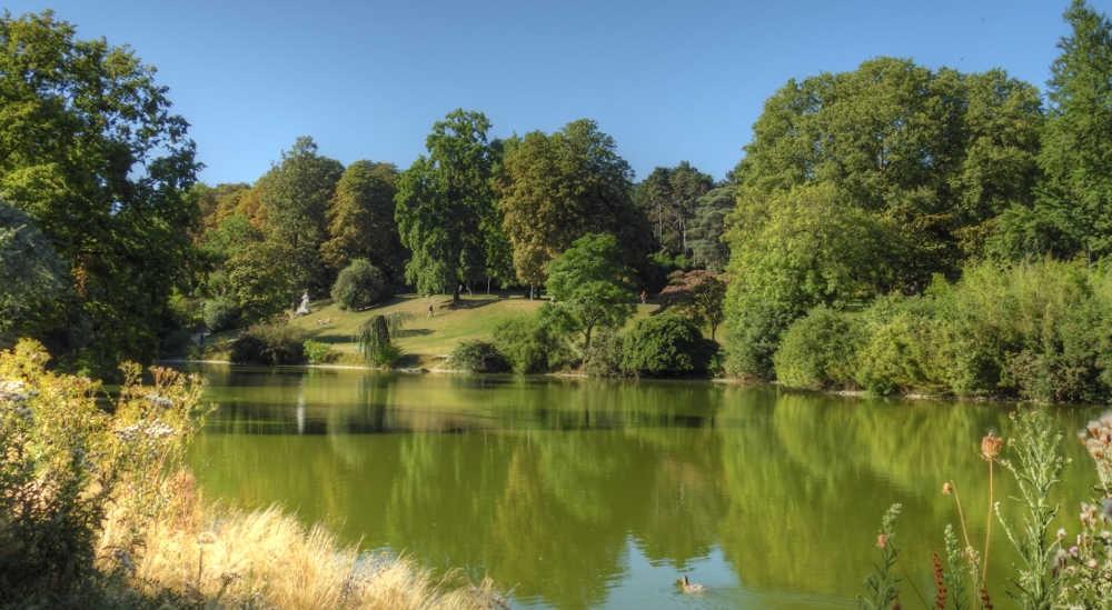 Image Parc de Montsouris