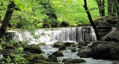 Image Maison des cascades du Hérisson
