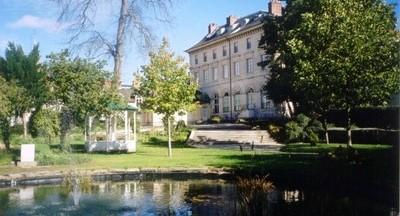 Image Jardin du Palais du Roi de Rome
