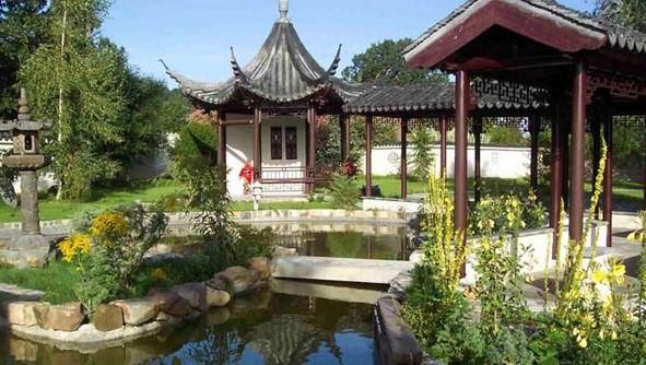 Image Jardin Yili