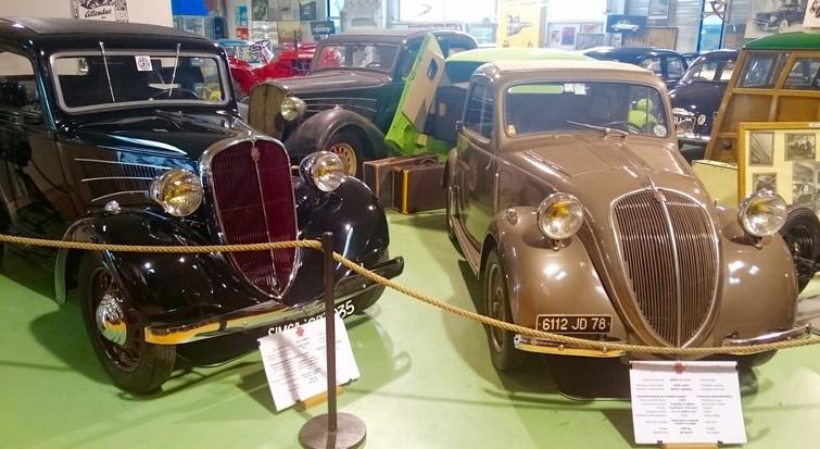 Image Collection de l'aventure automobile à Poissy
