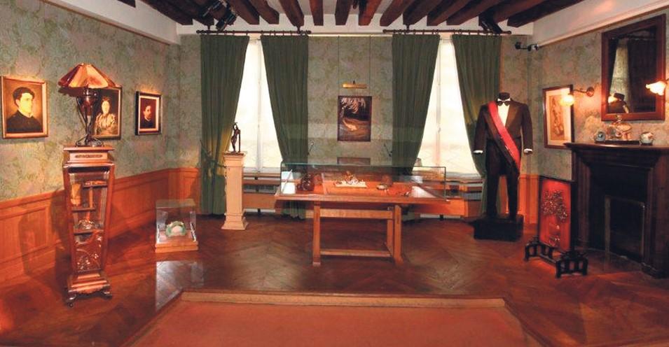 Image Musée Claude Debussy