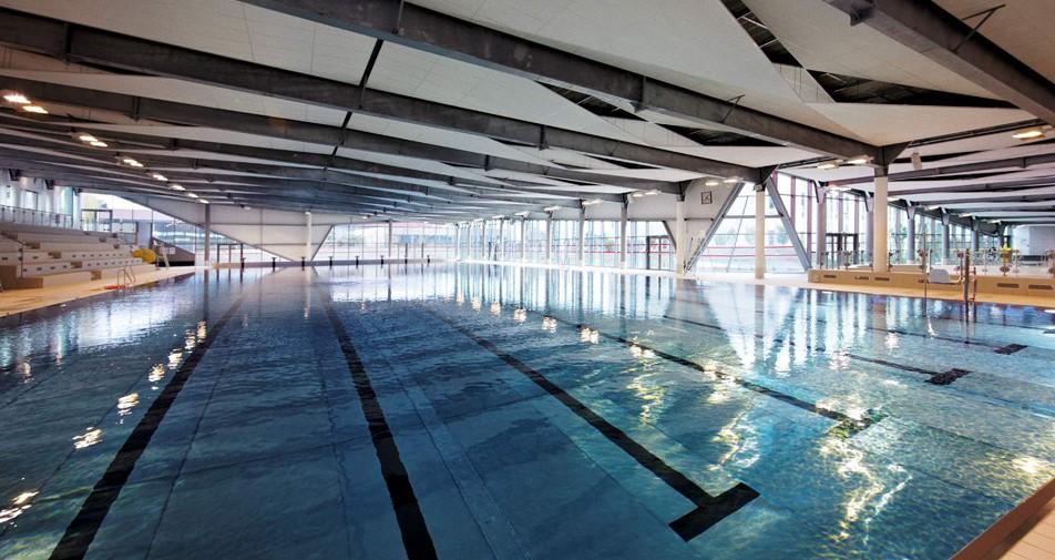 Image Centre aquatique de Sartrouville