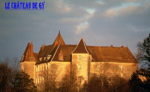 Image Château de Gy