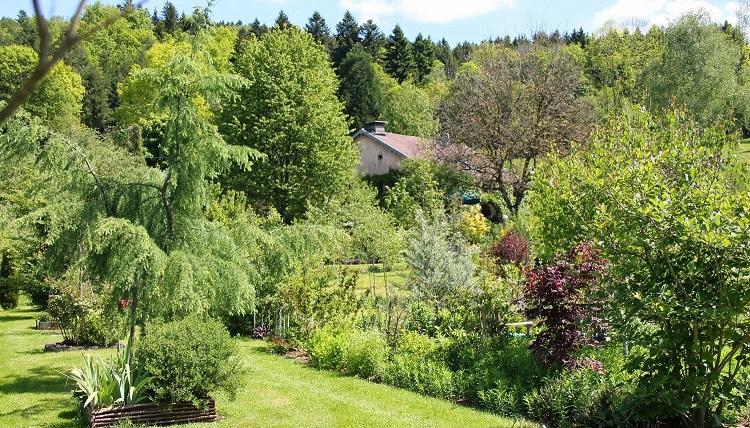 Image Jardin de la Ferrière