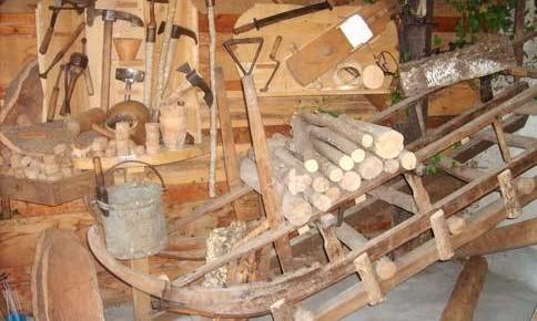 Image Musée des Outils d'hier