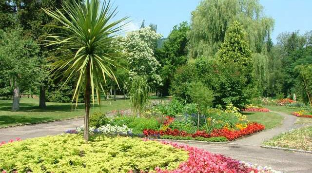 Image Jardin Anglais - Vesoul
