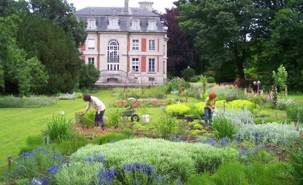 Image Les Jardins du Parc de la Villa Burrus