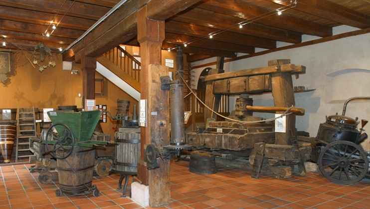 Image Musée du Vignoble et des Vins d\'Alsace