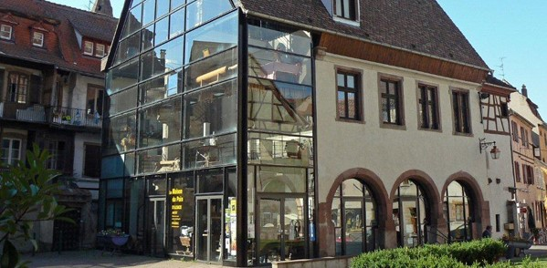 Image Maison du pain d'Alsace
