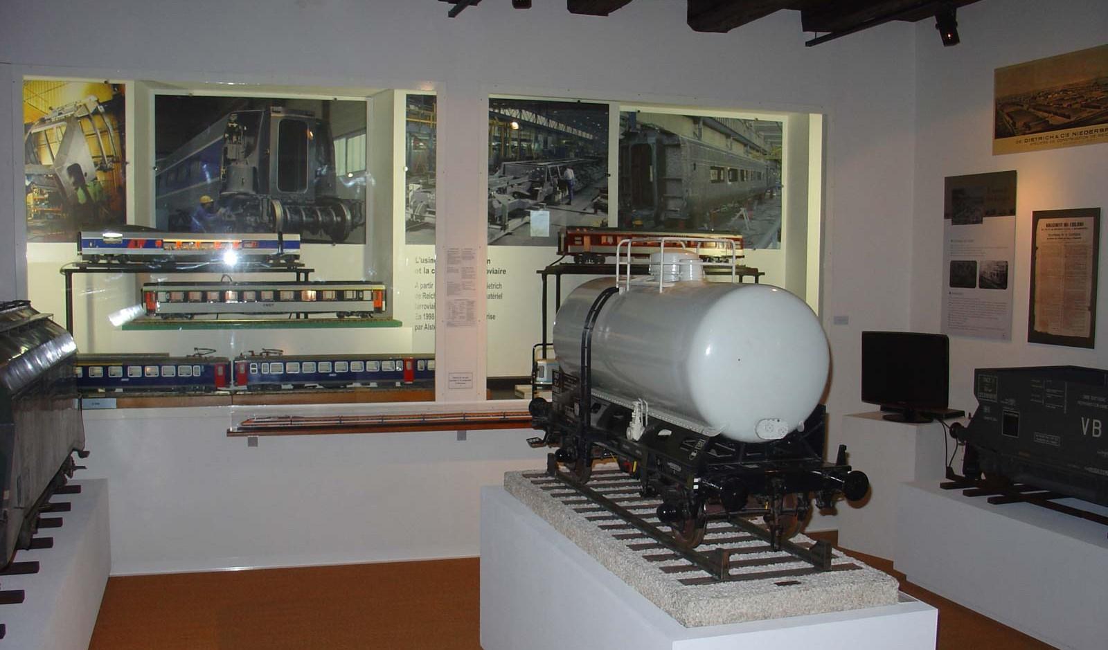 Image Musée historique et industriel - musée du Fer
