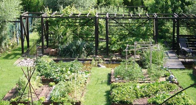 Image Le jardin de l'Escalier