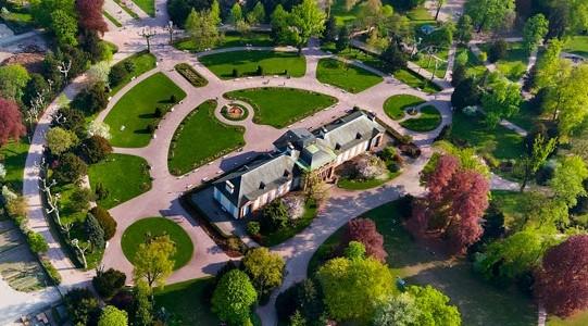 Image Le parc de l'Orangerie