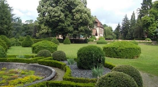 Image Le parc de la Léonardsau