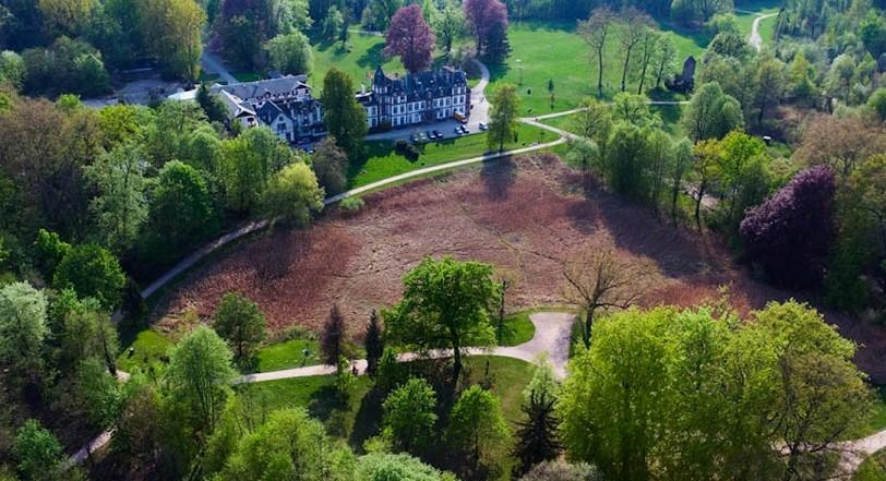 Image Le parc de Pourtalès