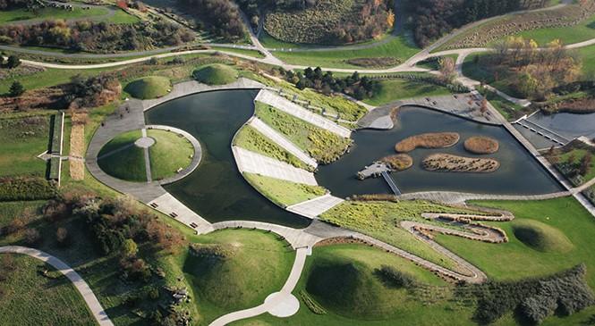 Image Parc départemental Georges Valbon