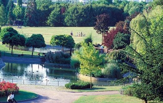 Image Parc paysager Robert Ballanger