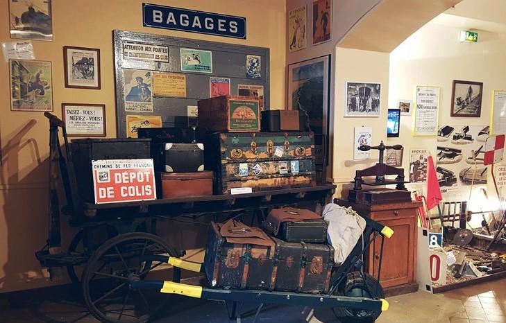 Image Musée du train Rosny-Rail