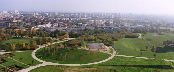 Image Parc des hautes Bruyères, jardin des Plantes Médicinales et Aromatiques