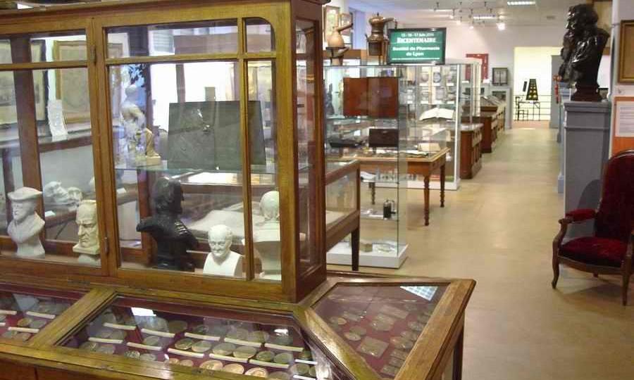 Image Musée d'histoire de la médecine et de la pharmacie