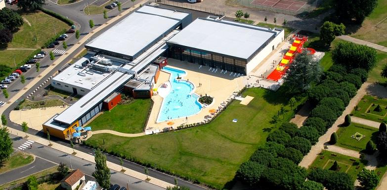 Image Centre aqualudique d'Issoire