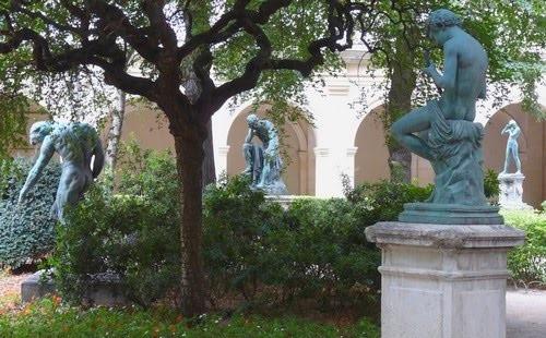 Image Jardin du Palais Saint Pierre