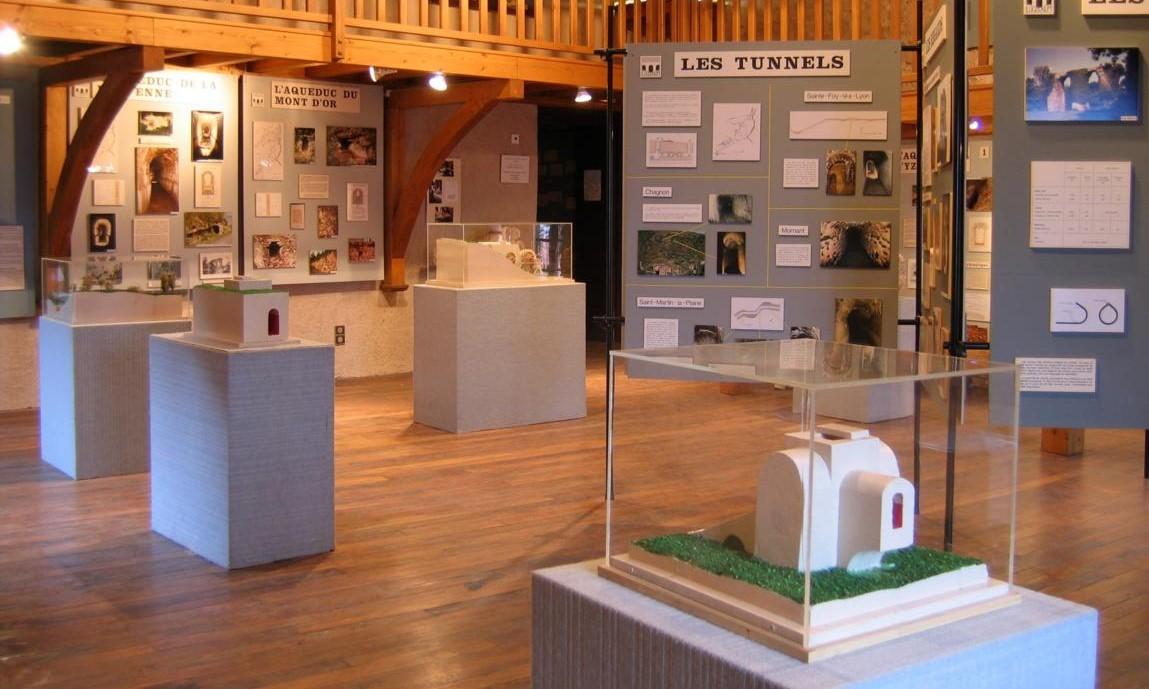 Image Maison d'expositions de l'Araire