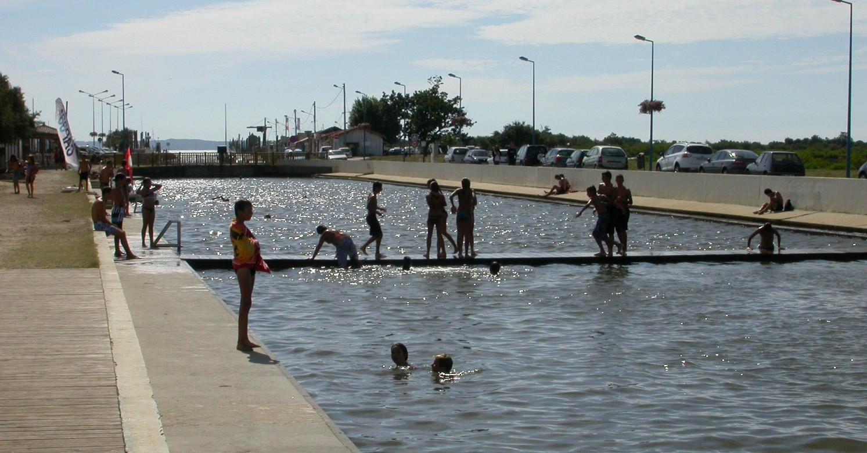 Image Bassin de baignade d'Audenge