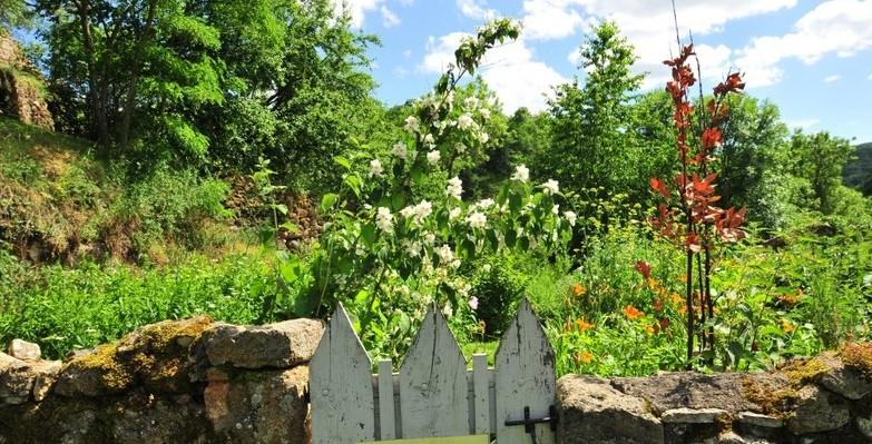 Image Champeix, cité des Jardins