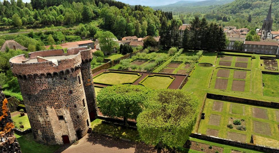 Image Jardins de Château Dauphin
