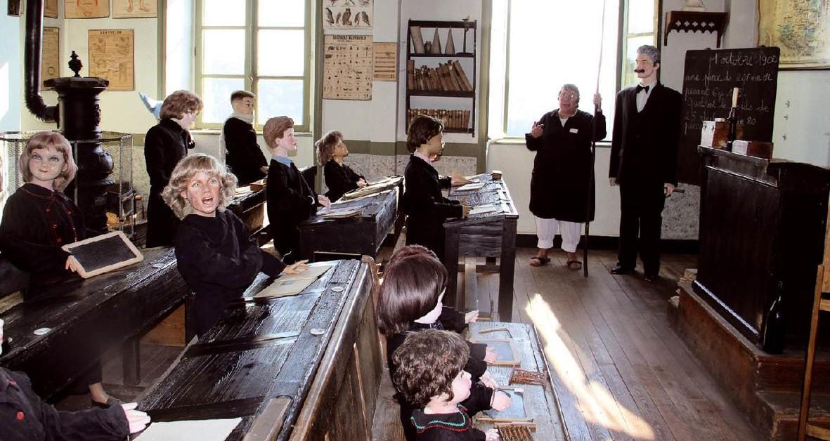 Image Musée de l'école 1900