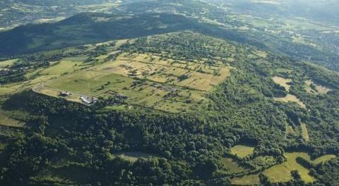 Image Le plateau de Gergovie