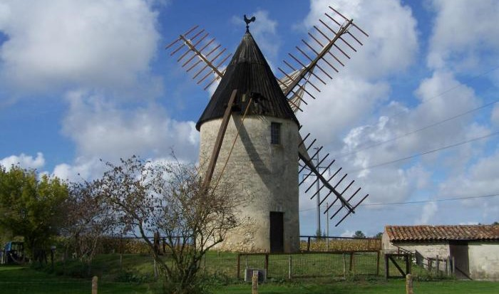 Image Moulin de Vensac