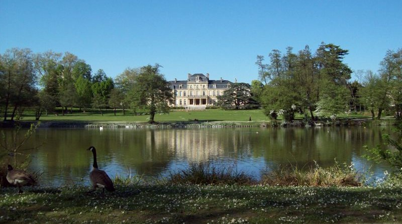Image Le parc de Bourran
