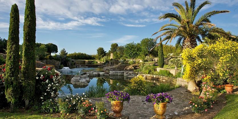 Image Jardin de Saint Adrien