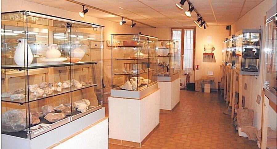 Image Musée archéologique de Quarante