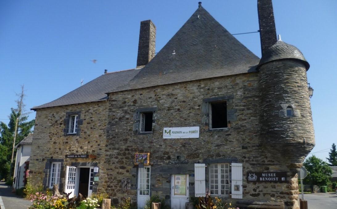 Image Musée Benoist Maison de la Forêt