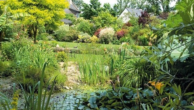 Image Le jardin de la Plage Verte