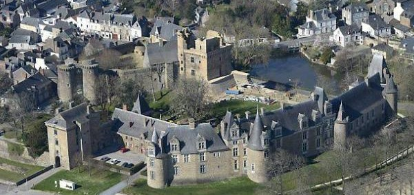 Image Château de Chateaubriand